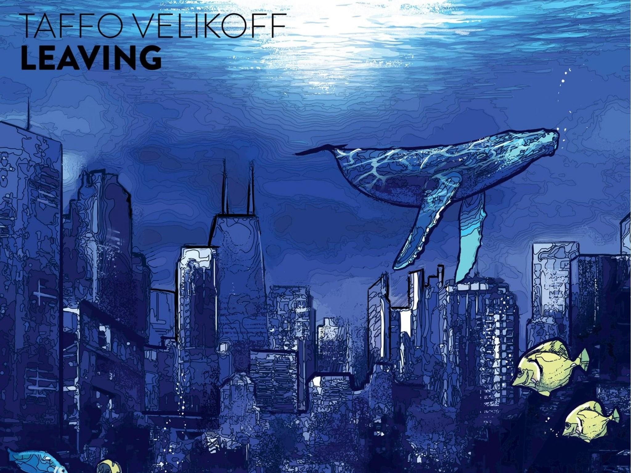 """New track """"Leaving"""" on Azureon!"""